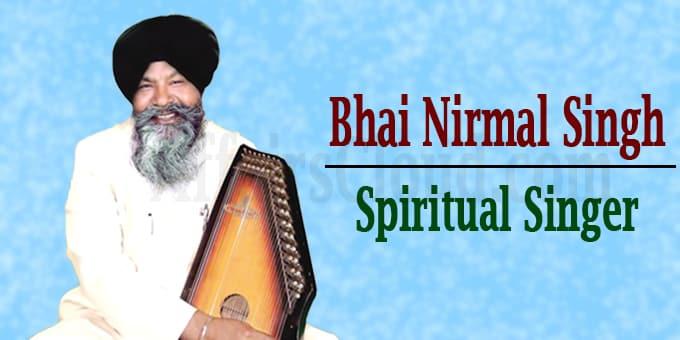 Bhai Nirmal Singh Padma Shri new