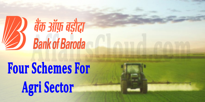 BoB launches four schemes for agri sector