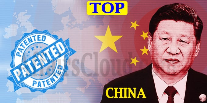 China becomes world's top patent filer