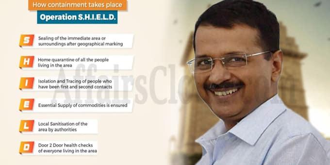 Delhi Govt Launches Operation SHIELD new