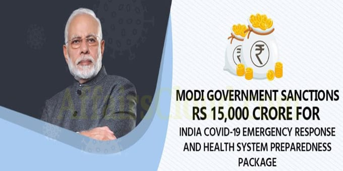 Government of India sanctions 15000crore