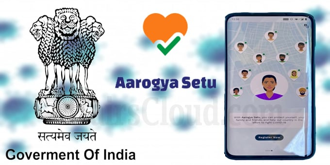 Govt launches coronavirus tracker app called Aarogya Setu