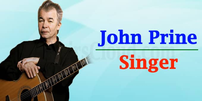 John Prine folk singer