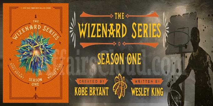 Kobe Bryant's latest book titled The Wizenard Series Season One