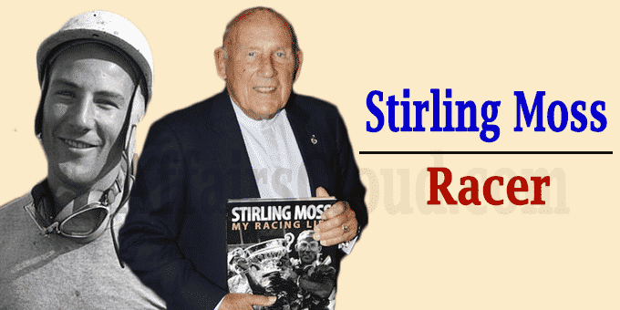 Motor racing great Stirling Moss death