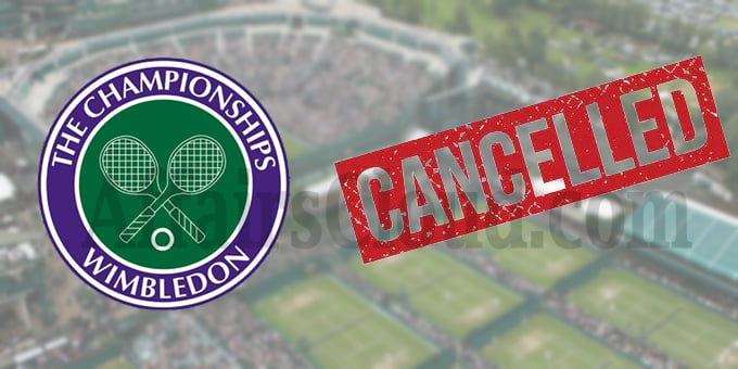 Wimbledon set to be cancelled