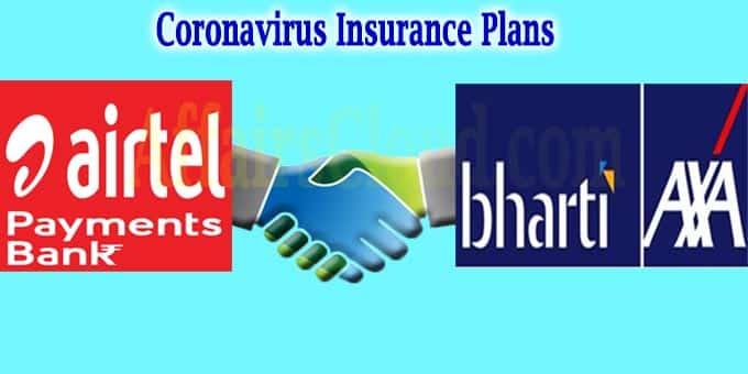 coronavirus insurance plans