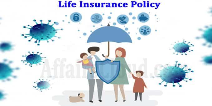 coronavirus life insurance policies