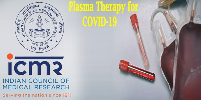 plasma therapy for COVID-19